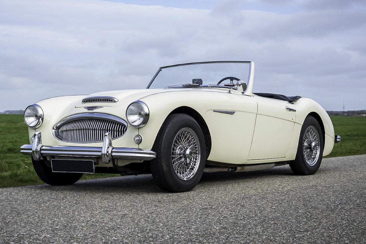 1962 Austin Healey 3000 MK2 For Sale (picture 1 of 6)