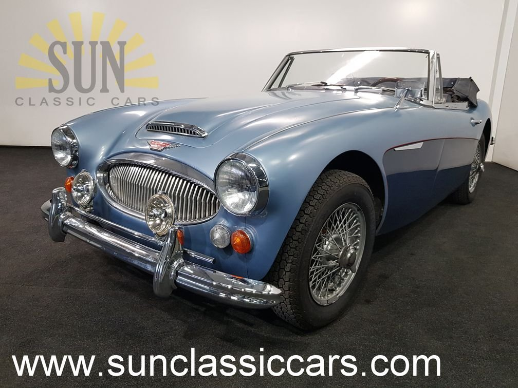 Austin-Healey 3000MK3 BJ8 1967, overdrive. For Sale (picture 1 of 6)