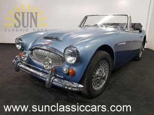 Austin-Healey 3000MK3 BJ8 1967, overdrive. For Sale