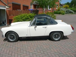 1970 Austin-Healey Sprite MKIV For Sale by Auction