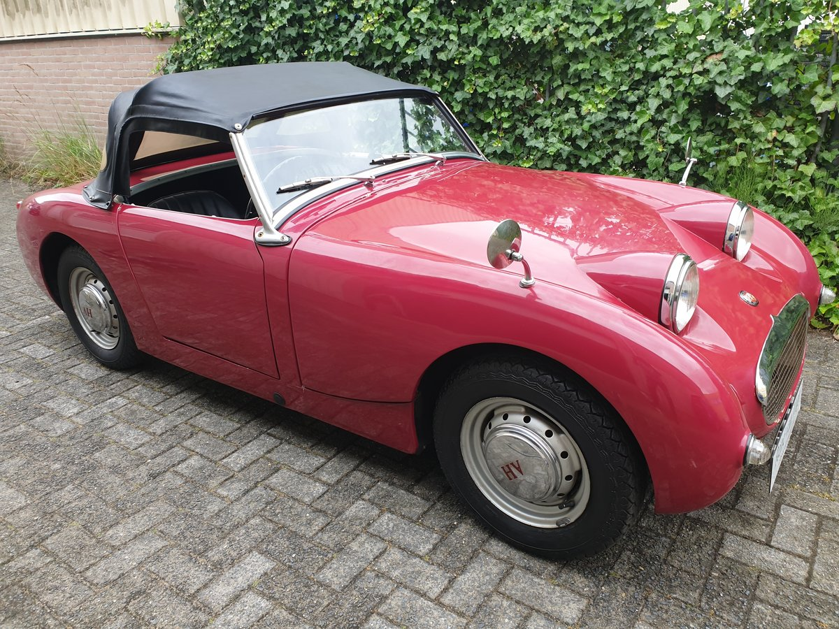 1958 Austin Healey Sprite MKI Frogeye For Sale (picture 1 of 6)