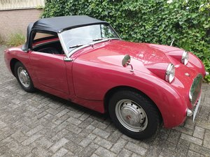 1958 Austin Healey Sprite MKI Frogeye For Sale
