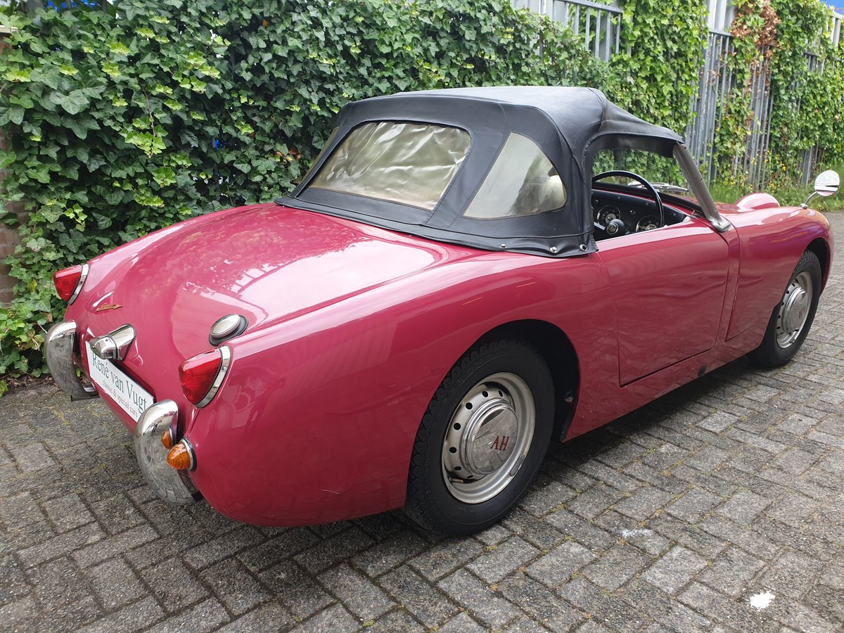1958 Austin Healey Sprite MKI Frogeye For Sale (picture 2 of 6)