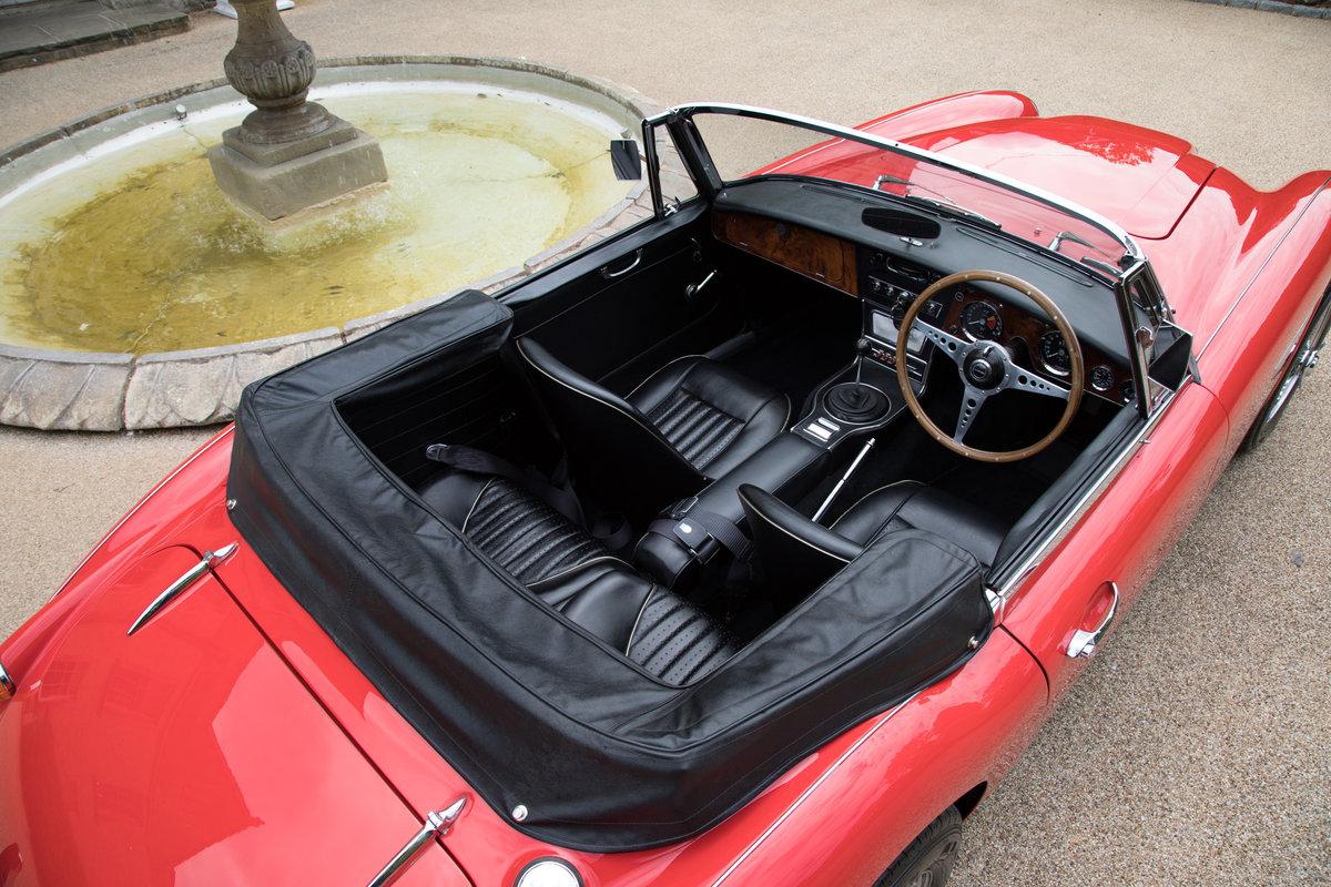 1967 Ex Arthur Carter, 16k mile, Original Austin-Healey 3000 MK3 For Sale (picture 5 of 6)