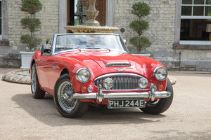 1967 Ex Arthur Carter, 16k mile, Original Austin-Healey 3000 MK3 For Sale