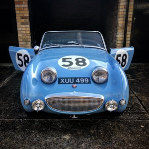 Mk1. Sprite. Ground-up rebuild. Fantastic package For Sale