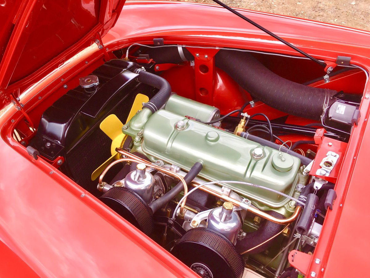 1955 Austin Healey 100/4 For Sale (picture 5 of 6)