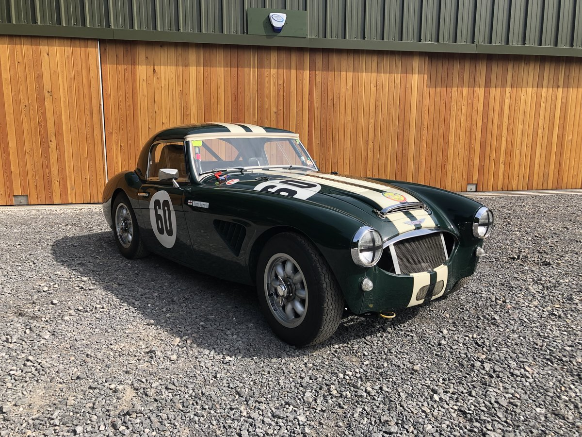 1960 AUSTIN HEALEY MK1 BN7 RACE CAR For Sale (picture 1 of 5)