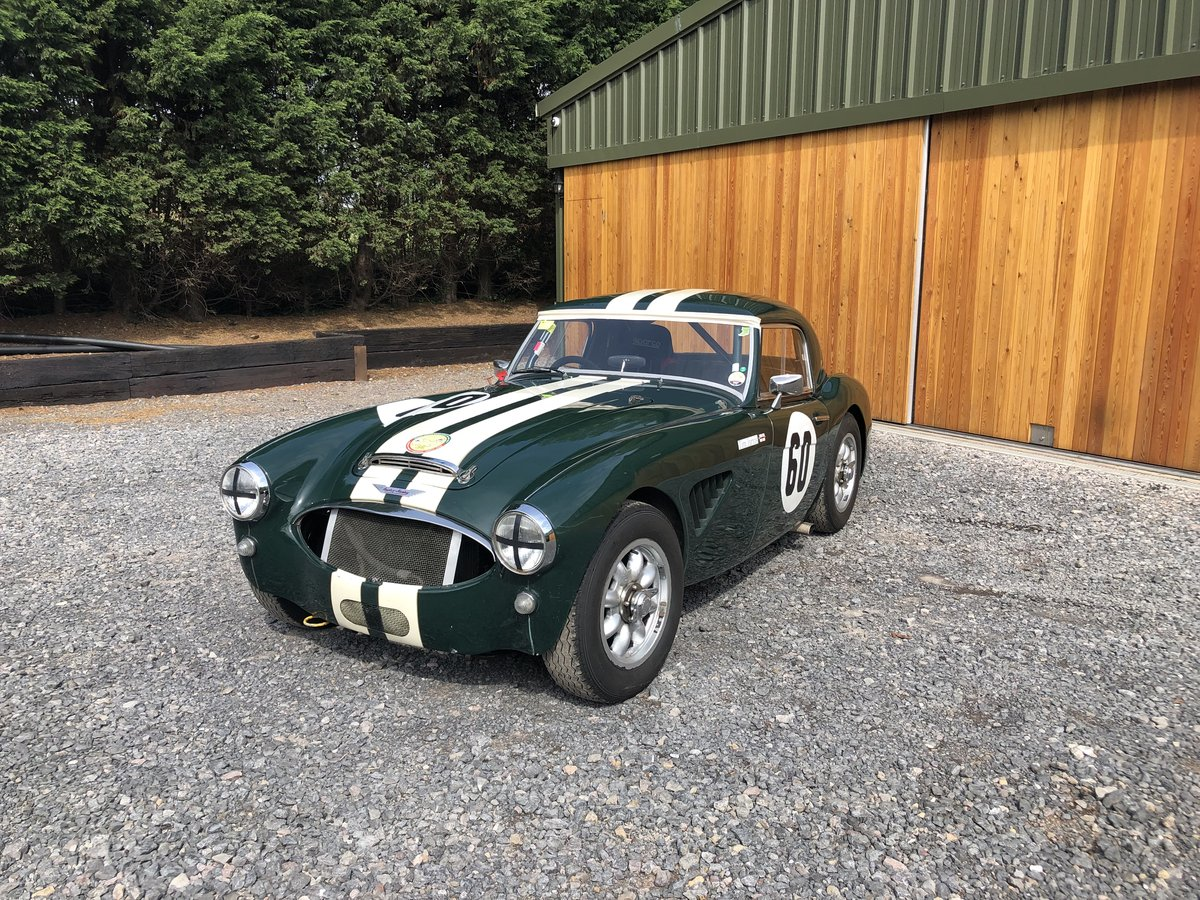 1960 AUSTIN HEALEY MK1 BN7 RACE CAR For Sale (picture 4 of 5)