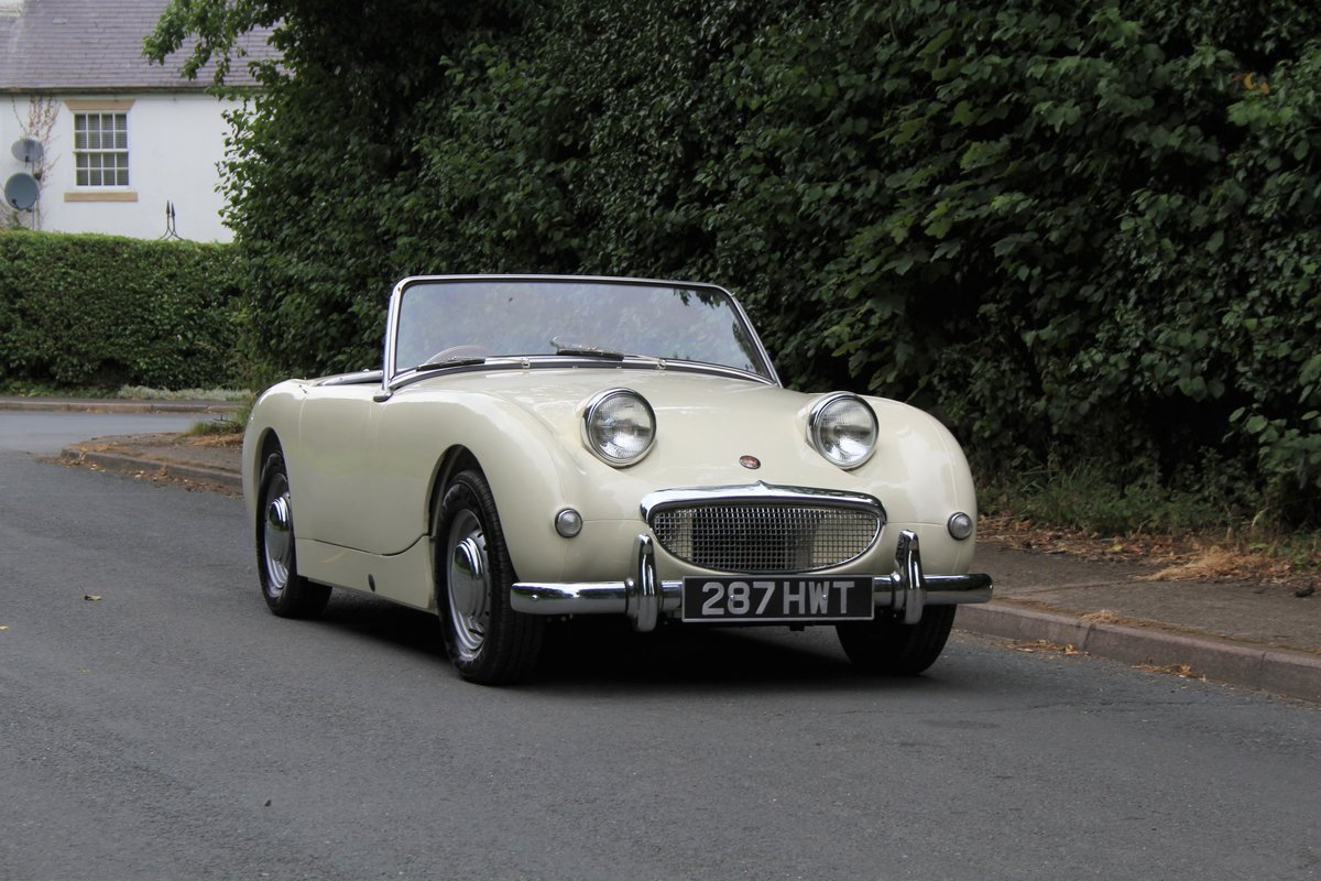 1959 Austin Healey Frogeye Sprite MKI - UK car, Matching No's For Sale (picture 1 of 12)