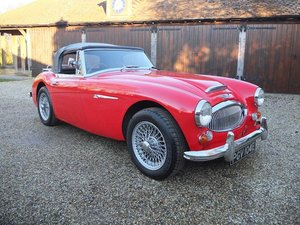 1967 Austin Healey 3000 MKIII Convertible  For Sale