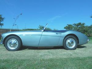 1960 Austin Healey MK1 3000 BT7
