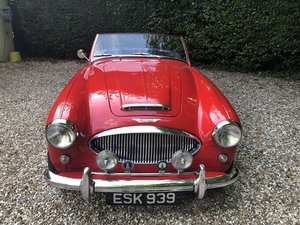 1959 Austin Healey 100/6 For Sale
