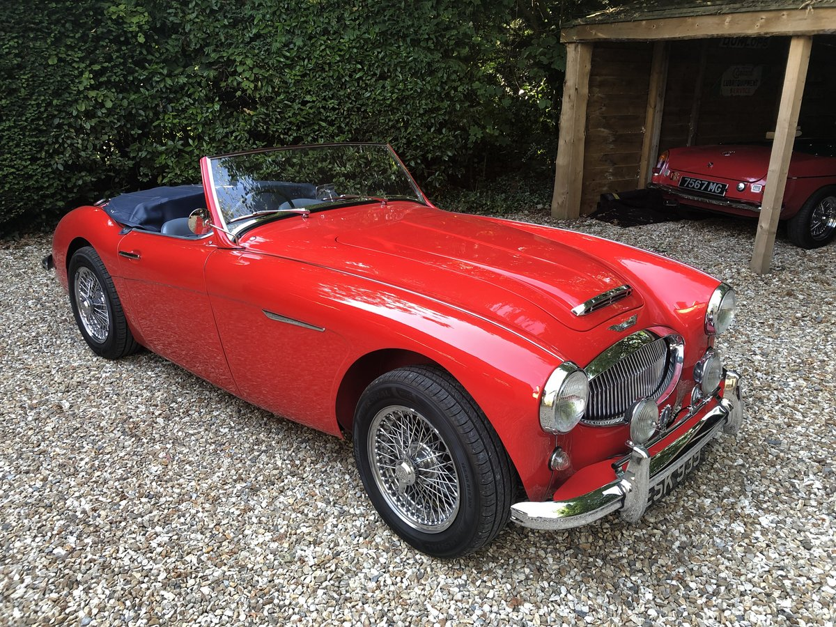 1959 Austin Healey 100/6 For Sale (picture 2 of 6)