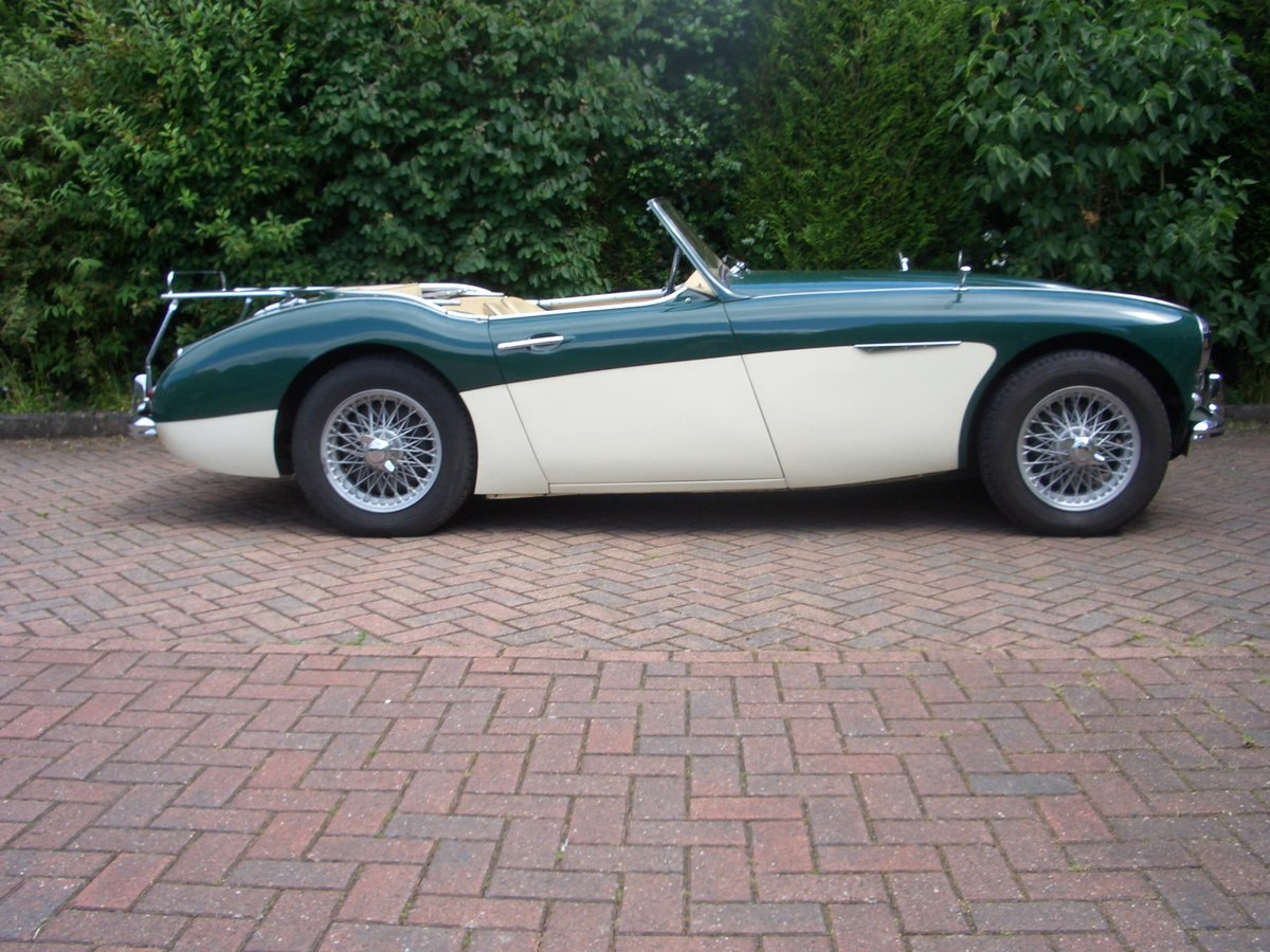 1959 Austin Healey 3000 Mk1 Four-Seater For Sale (picture 1 of 6)