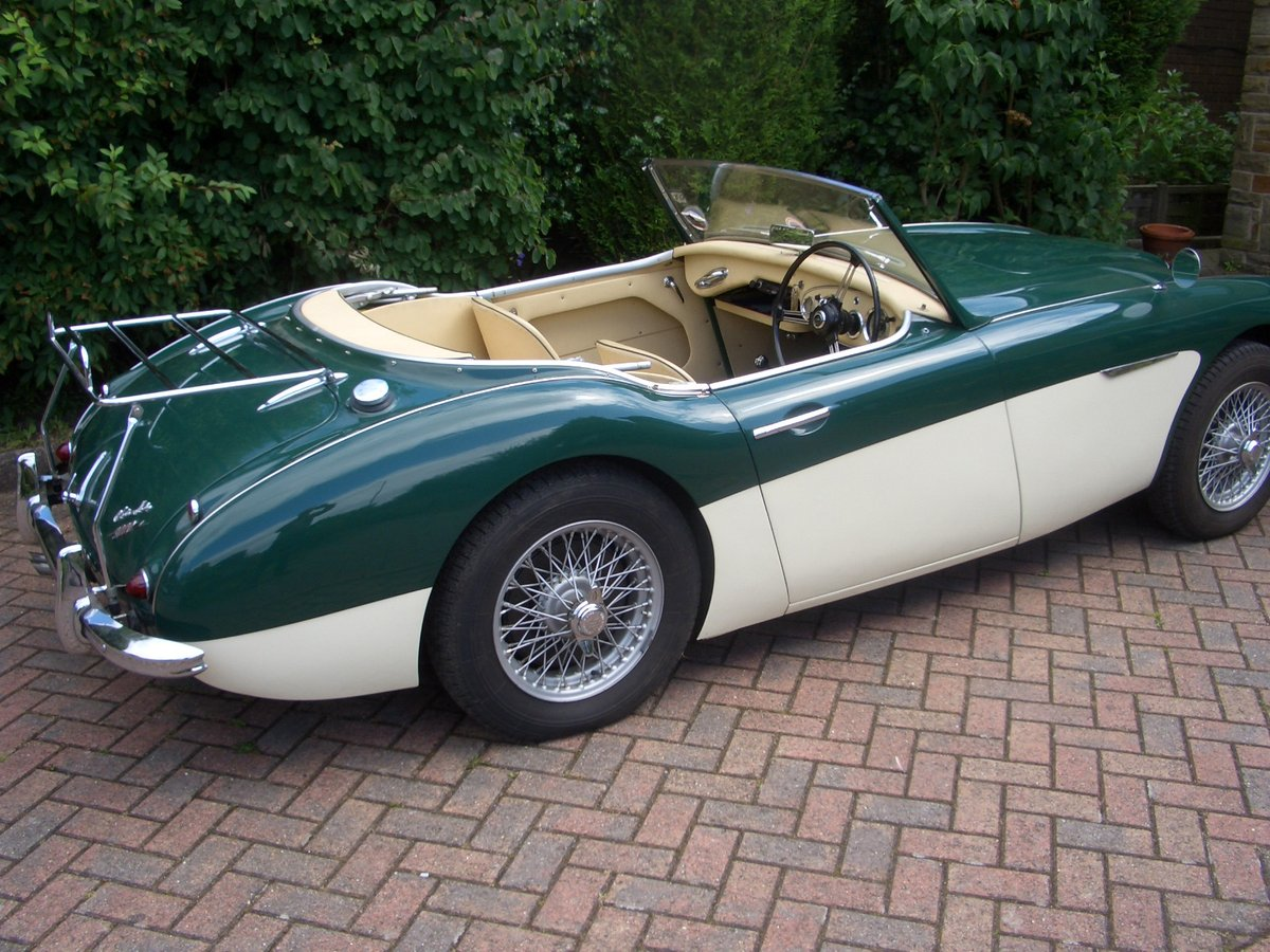 1959 Austin Healey 3000 Mk1 Four-Seater For Sale (picture 4 of 6)