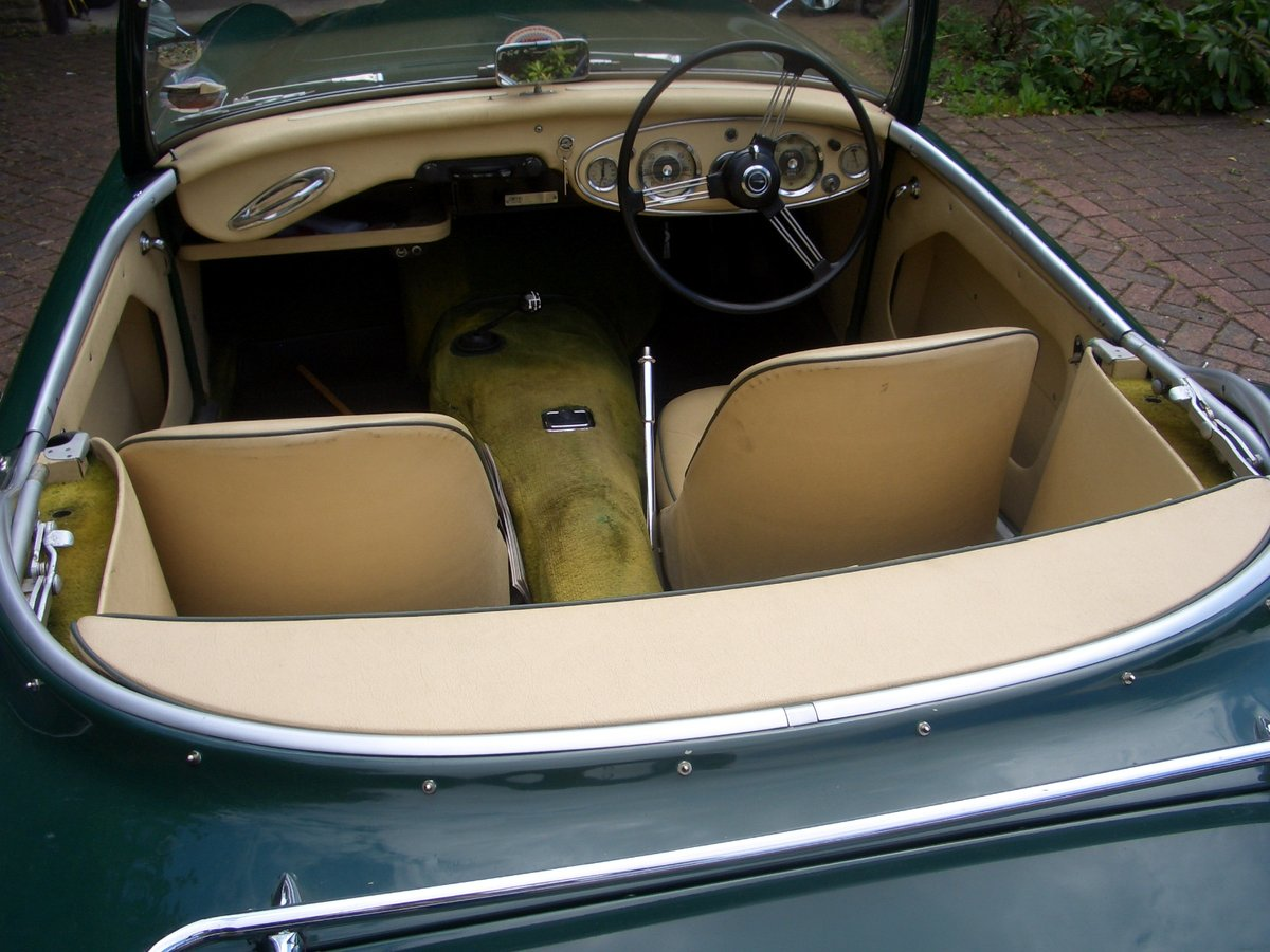 1959 Austin Healey 3000 Mk1 Four-Seater For Sale (picture 5 of 6)