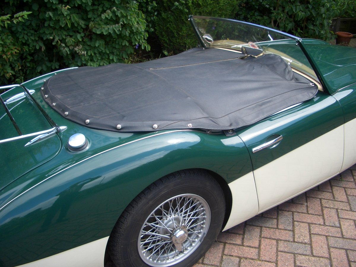 1959 Austin Healey 3000 Mk1 Four-Seater For Sale (picture 6 of 6)
