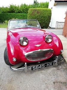 1960 Austin Healey 'Frogeye' Sprite
