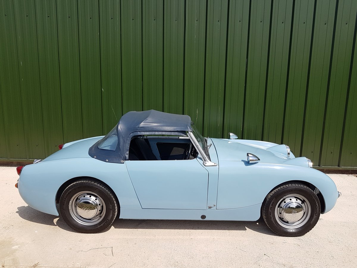 1958 Austin Healey Sprite Frogeye SOLD (picture 2 of 6)