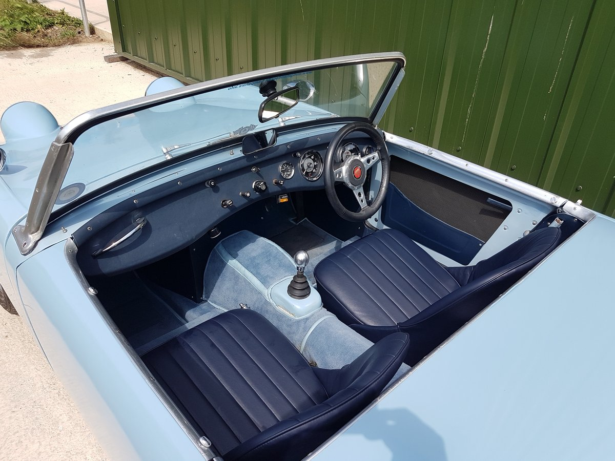 1958 Austin Healey Sprite Frogeye SOLD (picture 4 of 6)