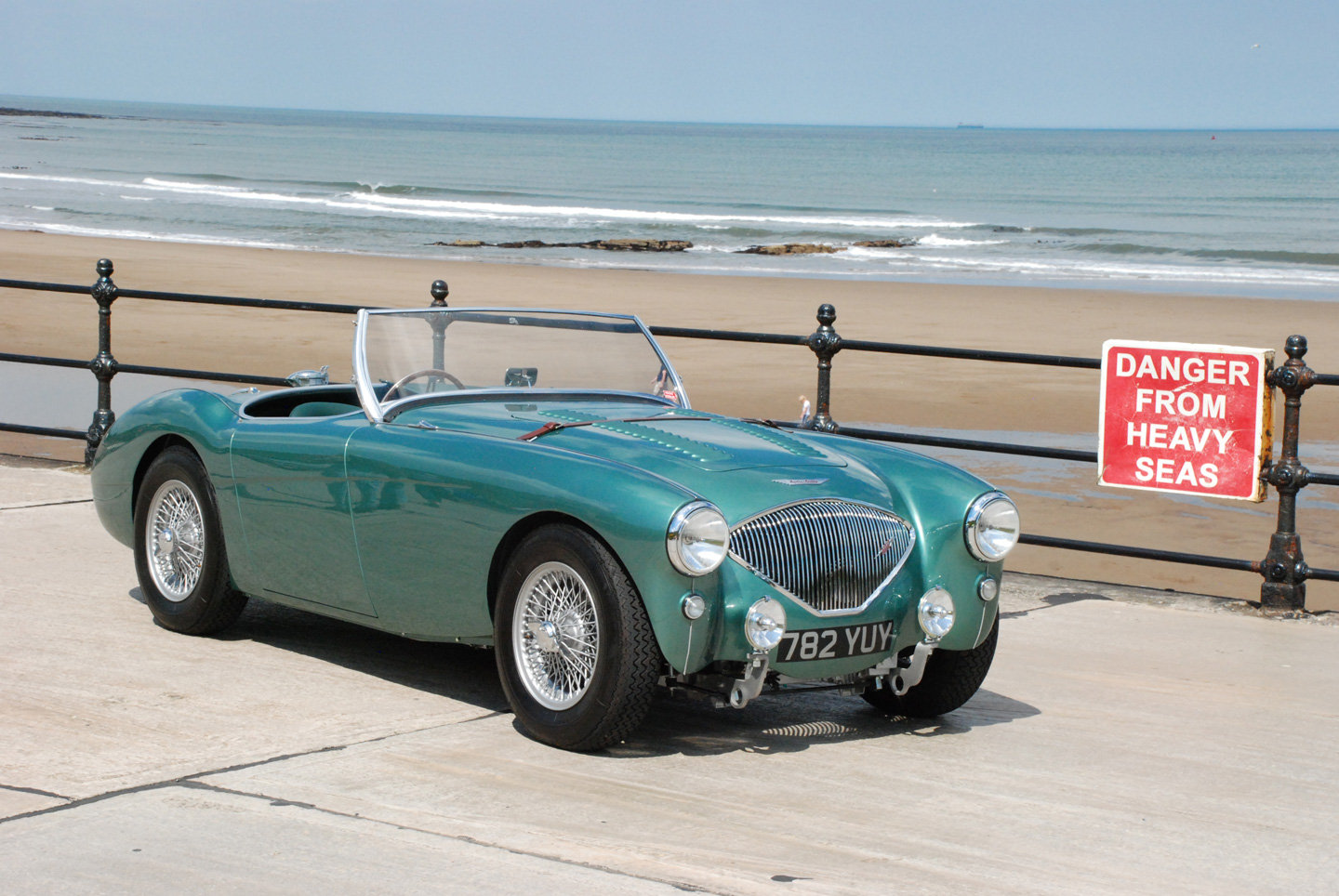 1955 Austin Healey 100 M Sport For Sale (picture 1 of 6)