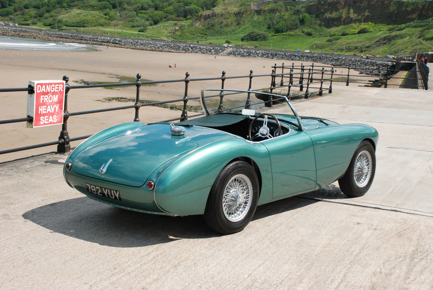 1955 Austin Healey 100 M Sport For Sale (picture 2 of 6)