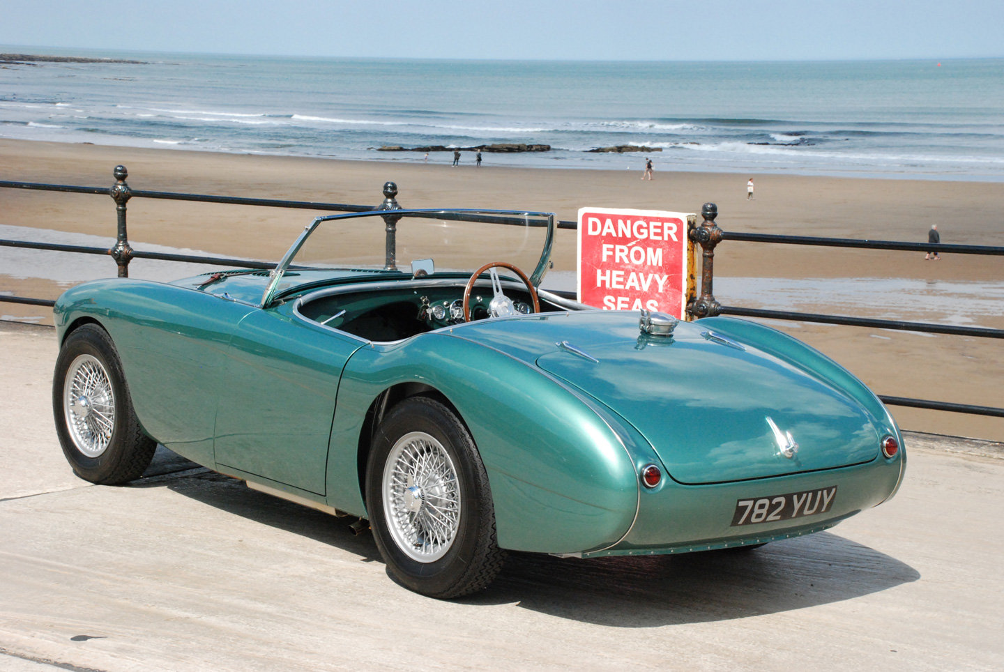 1955 Austin Healey 100 M Sport For Sale (picture 3 of 6)