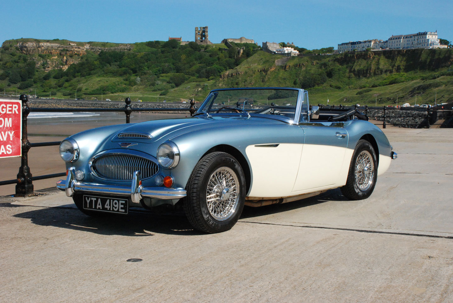 1967 Austin Healey 3000 Mk 3 BJ8 Phase 2    For Sale (picture 5 of 6)