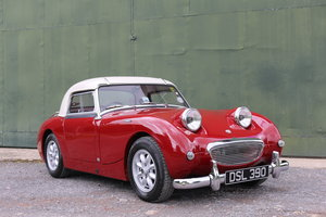 1959 BEAUTIFUL AUSTIN HEALEY SPRITE MK1 (FROGEYE) For Sale