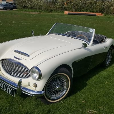 Austin Healey 3000 MK1 2+2 Left Hand Drive 1960  For Sale (picture 3 of 6)