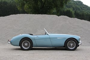 1960 solid mainly original Austin Healey LHD