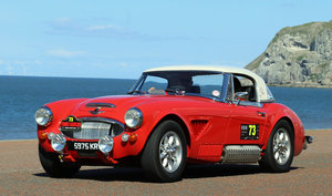 1964 Austin Healey 3000 Full Rally Spec For Sale