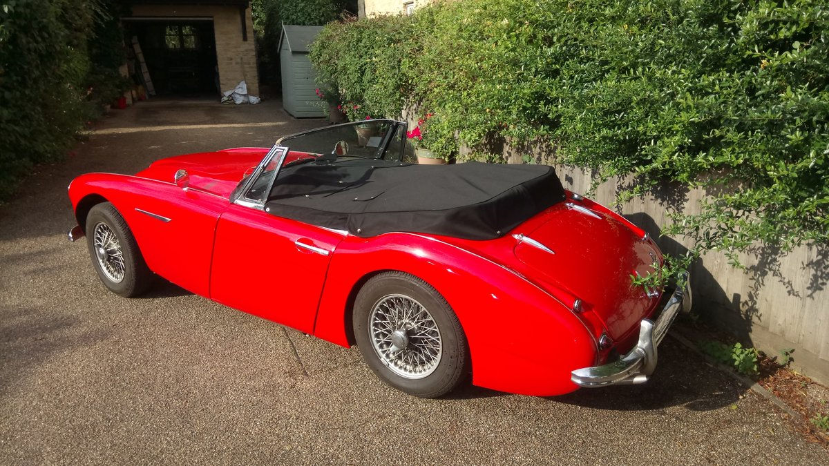 1963 Austin Healey 3000 For Sale (picture 6 of 6)