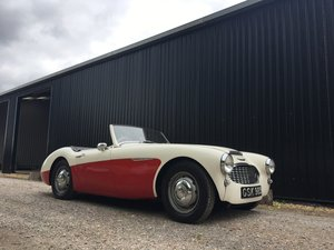 1959 Austin-Healey 100/6 (fitted with 3000 engine) For Sale