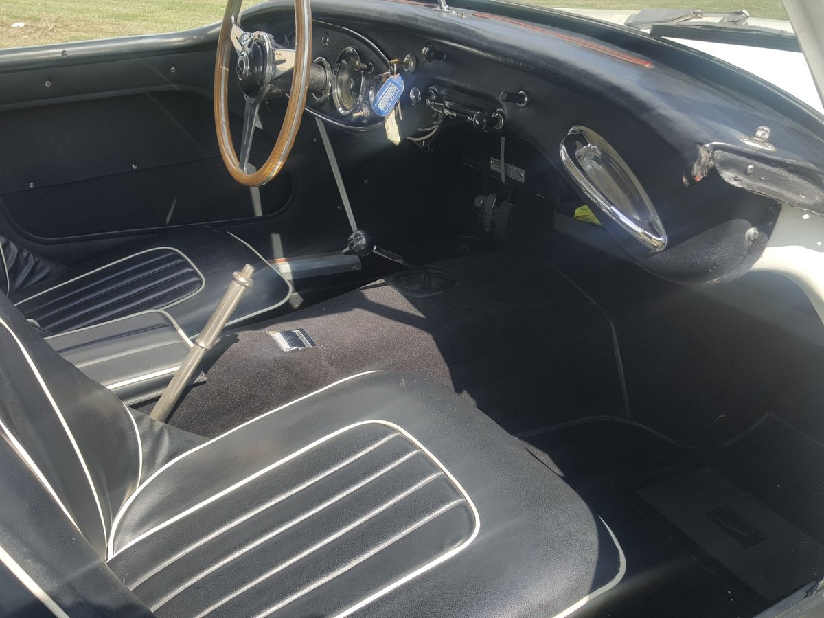 Austin Healey 3000 MK1 2+2 Left Hand Drive 1960  For Sale (picture 4 of 6)