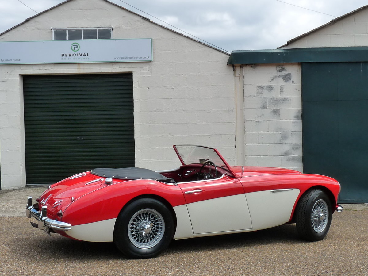 1959 Austin Healey 3000 Mk1, gorgeous, SOLD For Sale (picture 2 of 6)