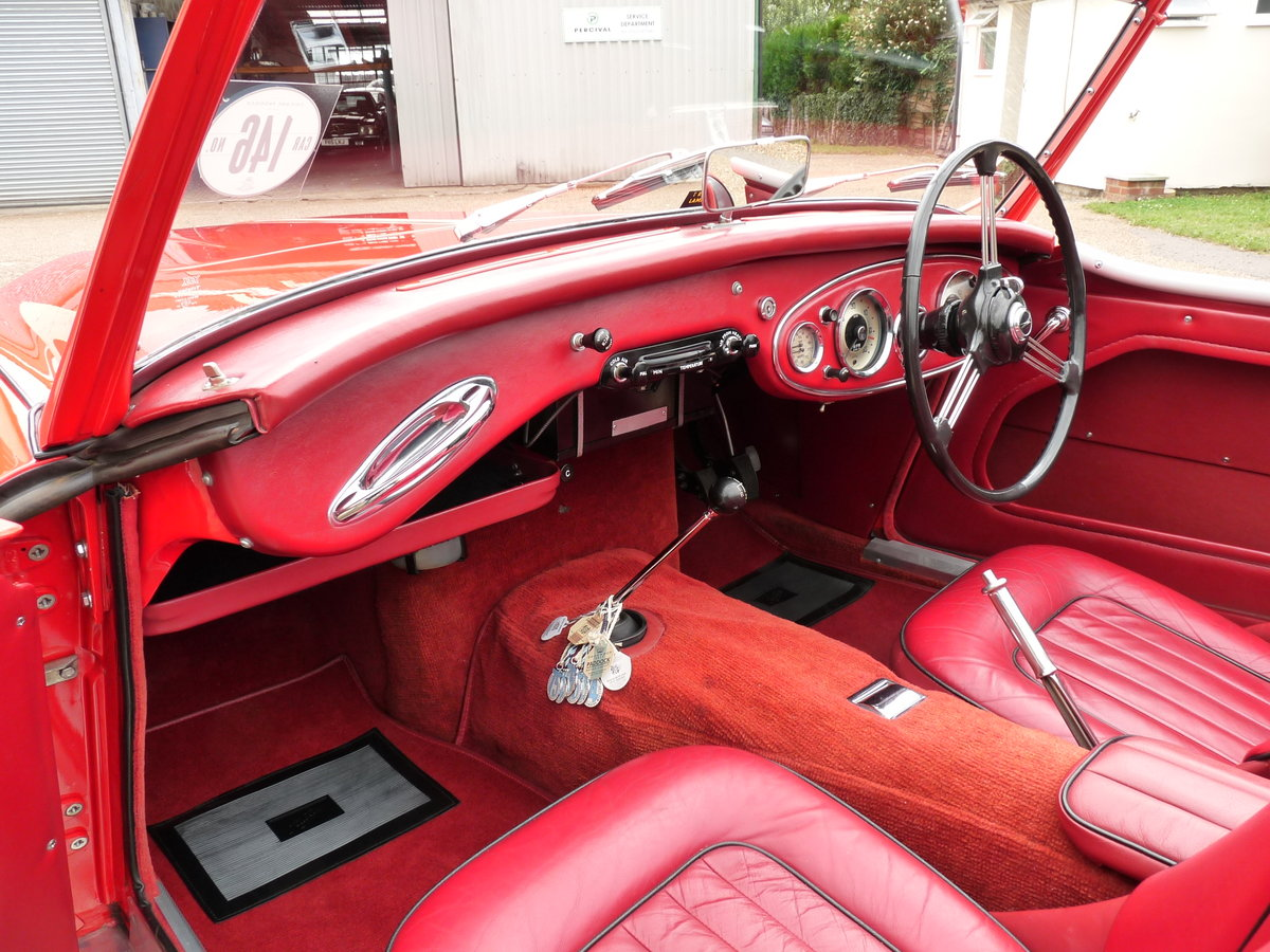 1959 Austin Healey 3000 Mk1, gorgeous, SOLD For Sale (picture 3 of 6)