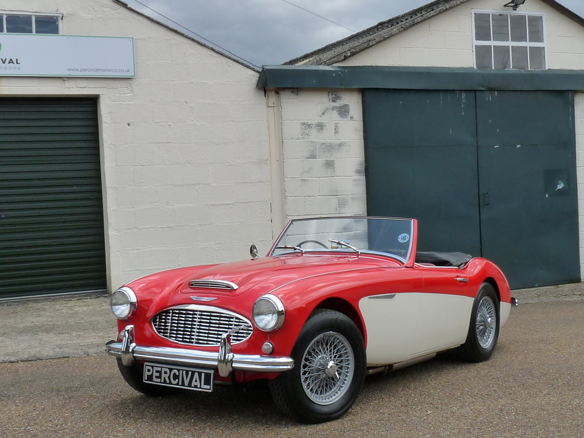 1959 Austin Healey 3000 Mk1, gorgeous, SOLD For Sale (picture 5 of 6)