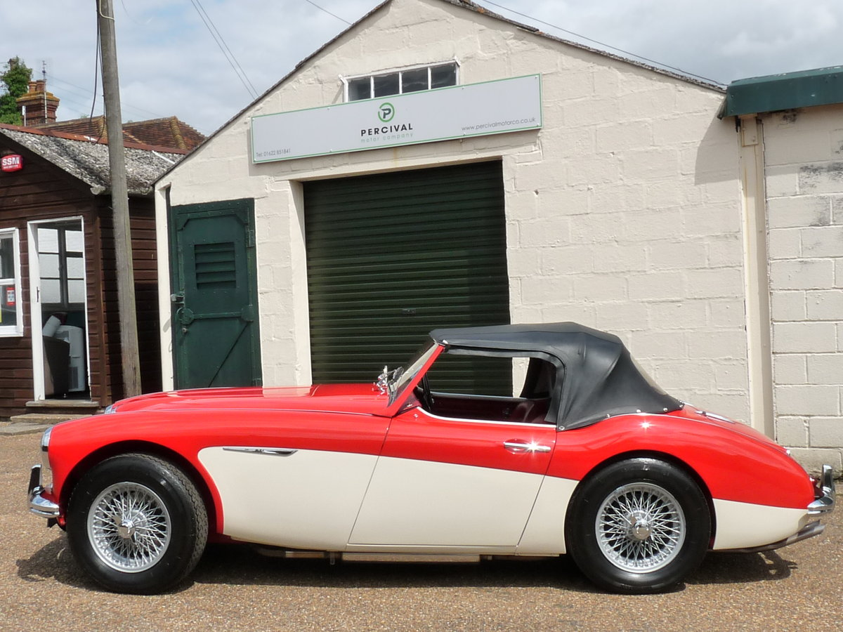 1959 Austin Healey 3000 Mk1, gorgeous, SOLD For Sale (picture 6 of 6)