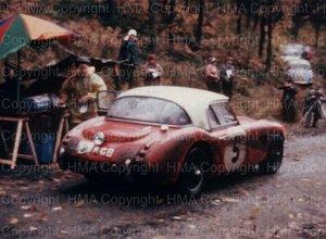 1957 HMA Historic Motorsports Archive, Pat Moss. For Sale