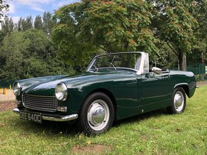 1965 Austin Healey Sprite MK III SOLD