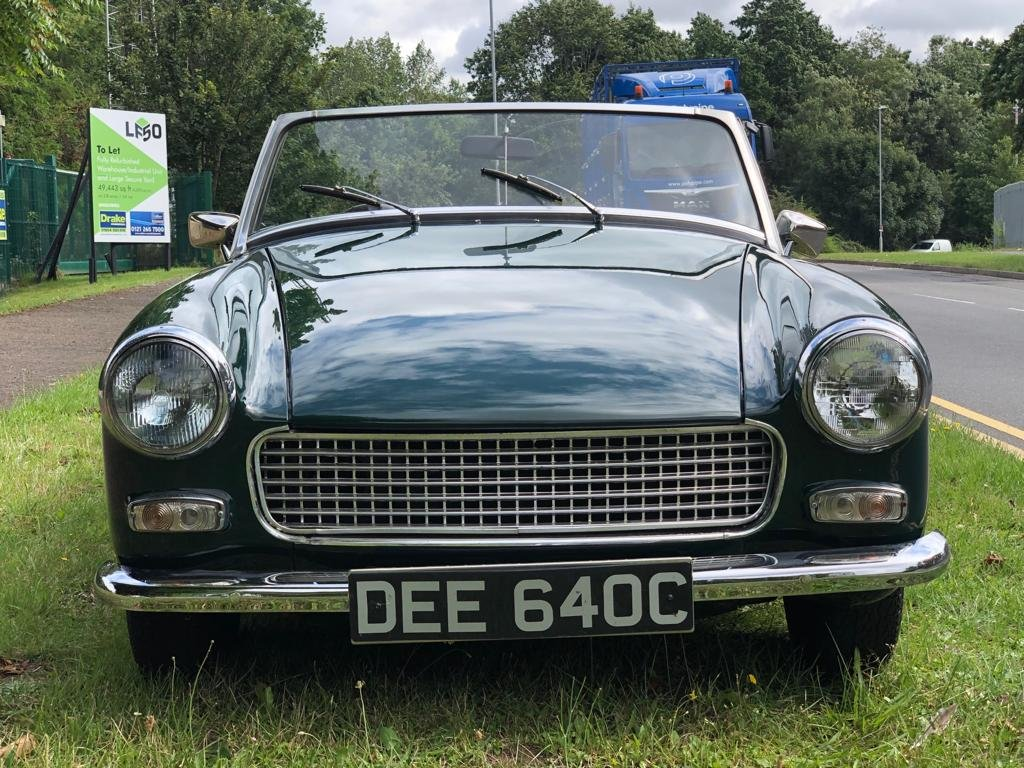 1965 Austin Healey Sprite MK III For Sale (picture 2 of 6)