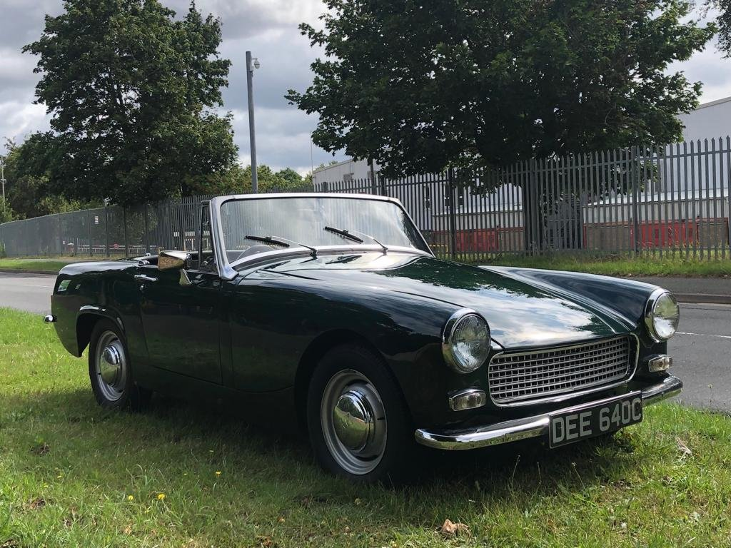 1965 Austin Healey Sprite MK III For Sale (picture 3 of 6)