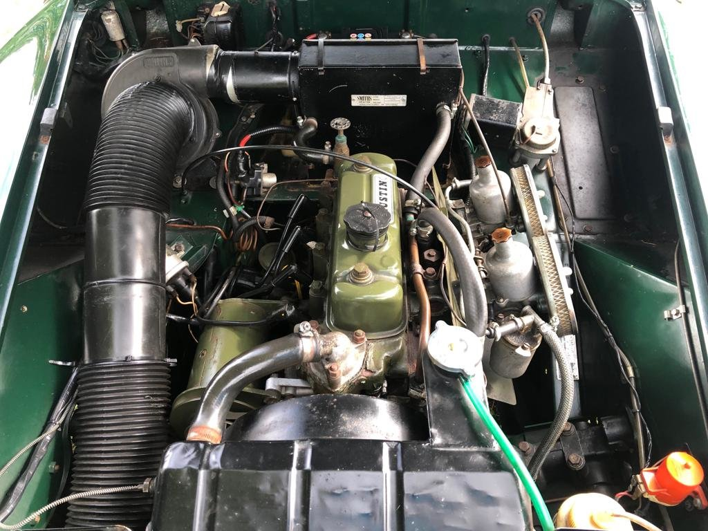 1965 Austin Healey Sprite MK III For Sale (picture 5 of 6)