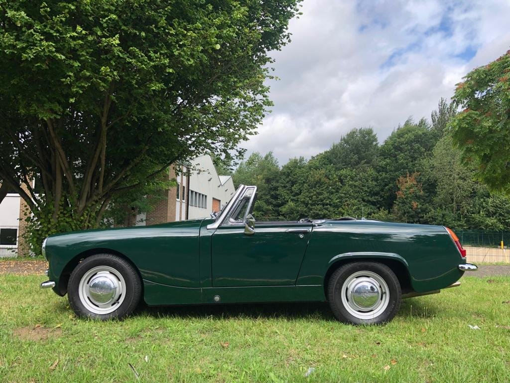 1965 Austin Healey Sprite MK III For Sale (picture 6 of 6)