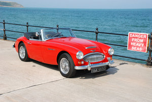 1966 Austin Healey 3000 Mk 3 - Original UK RHD Home Market Car For Sale