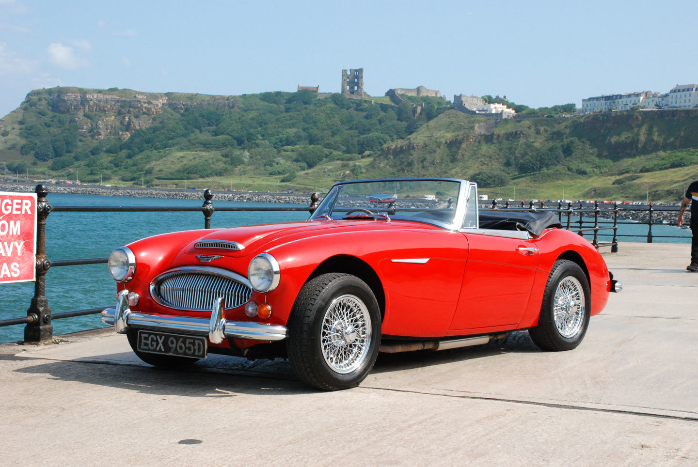1966 Austin Healey 3000 Mk 3 - Original UK RHD Home Market Car For Sale (picture 5 of 6)