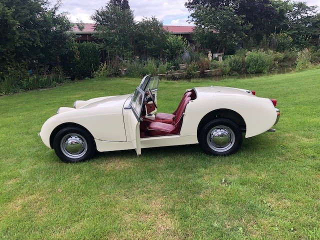 1961 Austin Healey Mk1 Sprite (Frogeye) For Sale (picture 2 of 6)