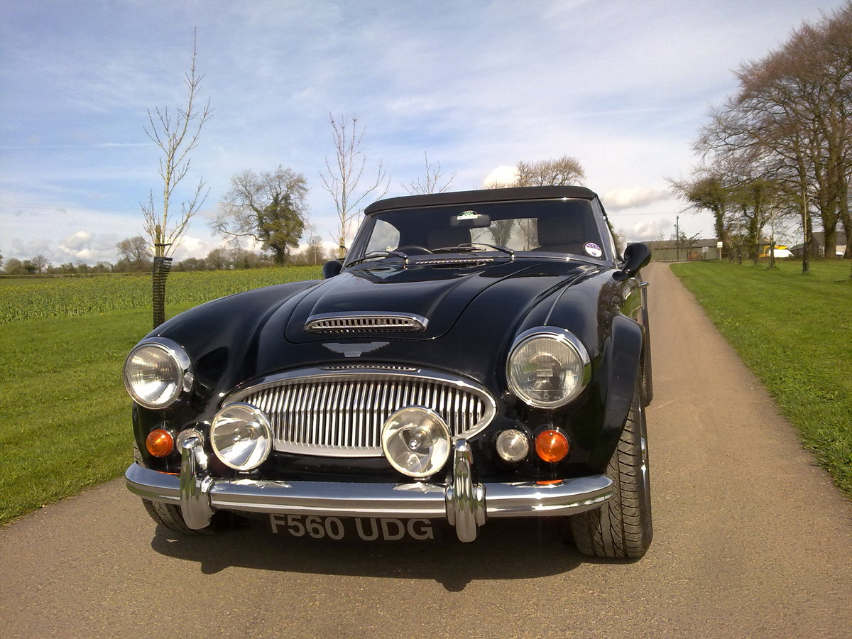 1989 Prototype Healey Mk4 3500 For Sale (picture 1 of 6)